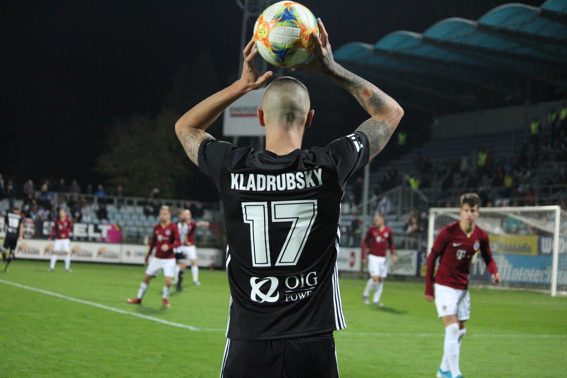 Fotbal Dynamo - Sparta, Jiří Kladrubský