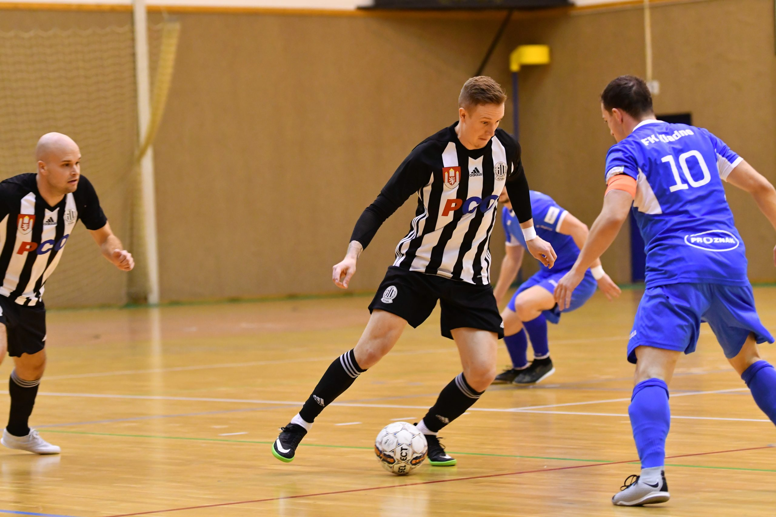 Futsal Dynamo - Kladno, David Radouch