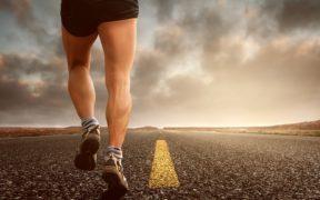 Ilustrační obrázek běžce