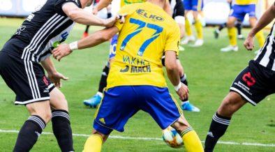 Dynamo zvládlo utkání ve Zlíně